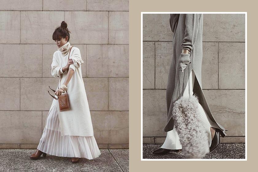 Japanese Instagram Girls Winter Style Inspiration