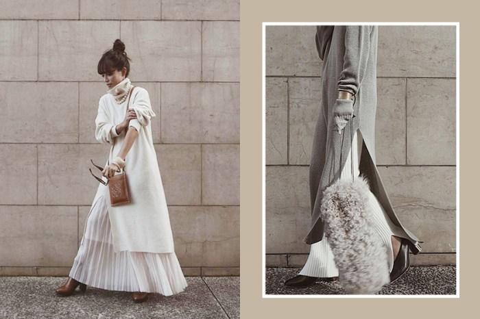 簡約配色中穿出優雅與恬淡,這位日本 IG 穿搭博主帶來無數換季搭配範本!