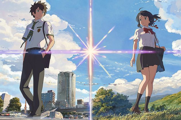 Shinkai Makoto Your Name Live Action Film Marc Webb