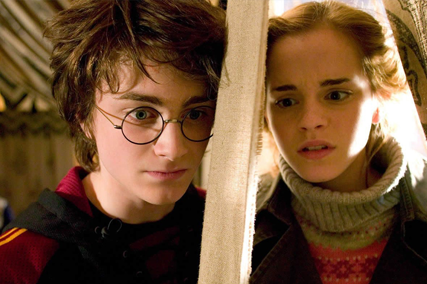 J.K. Rowling Harry Potter Hermione Granger Lover