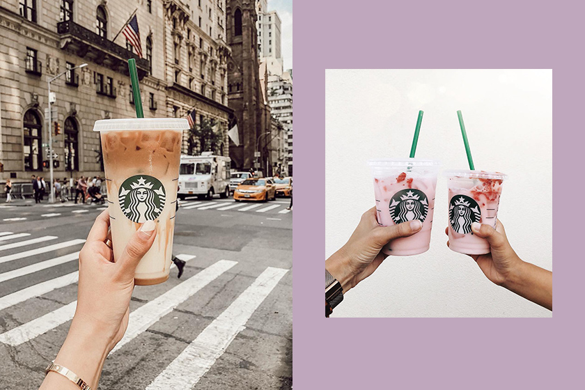 Starbucks 12 Constellation Special Drink