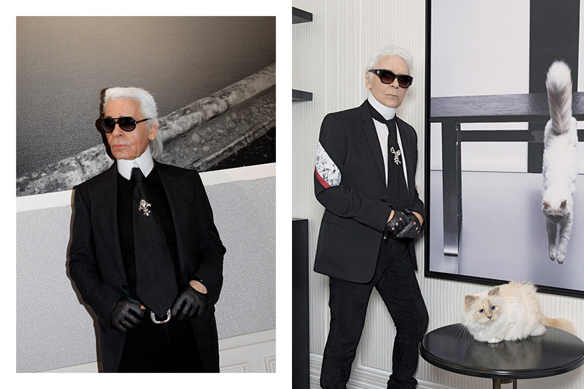 Karl Lagerfeld Healthy Lifestyle Skincare Secret