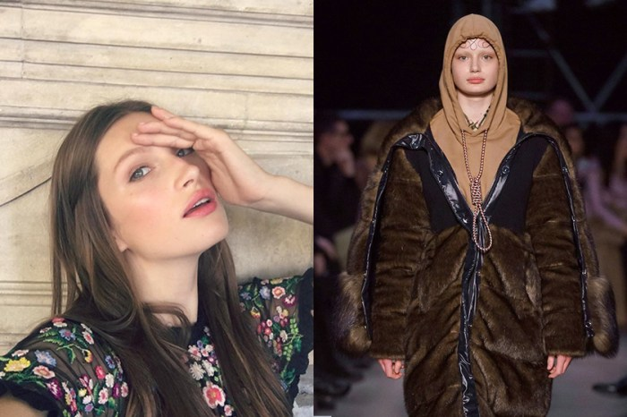 Burberry 新一季服裝「自殺意涵」惹來爭議!超模 Liz Kennedy 勇敢譴責令網民大讚!