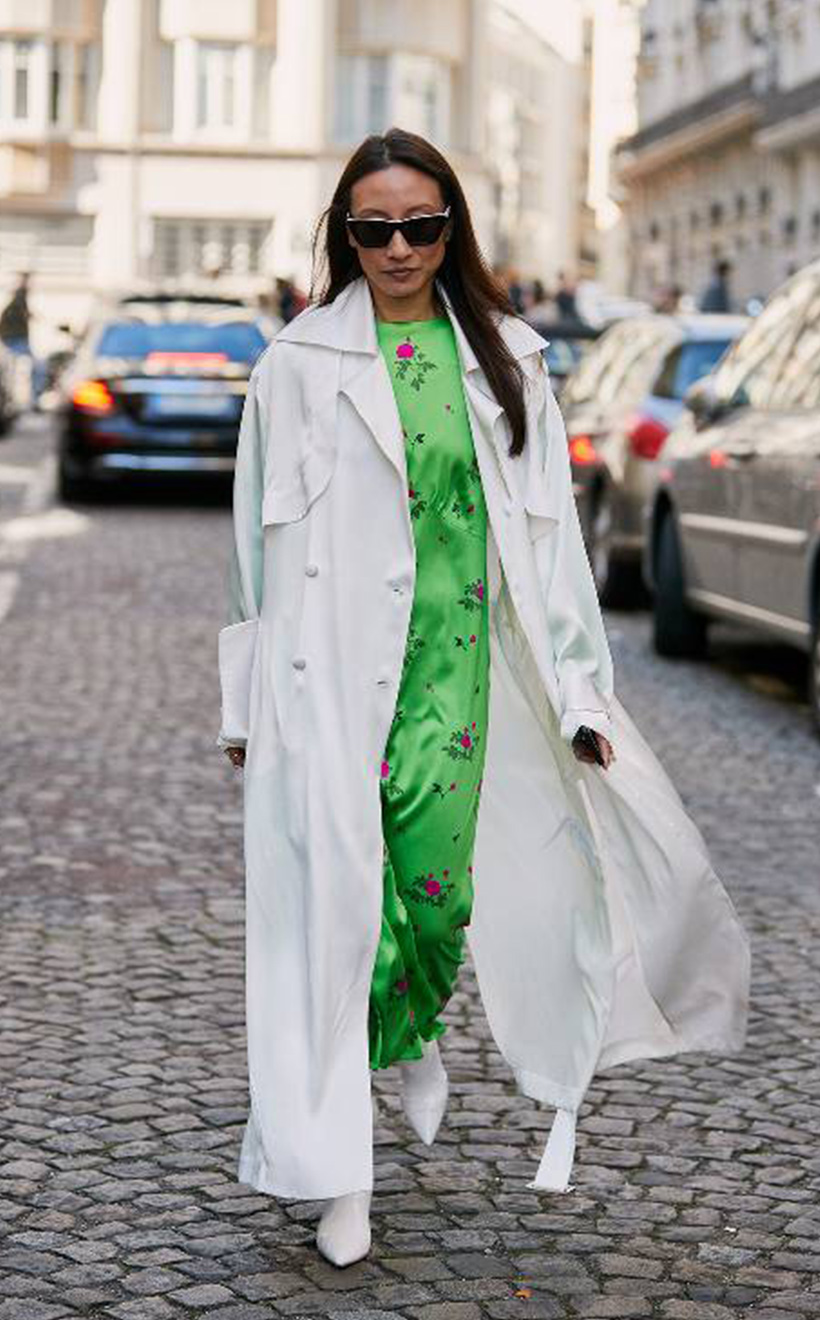 PFW 2019 Street Styles Paris Fashion Week