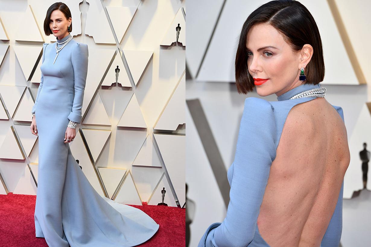 2019 Oscar Award Hair Trend