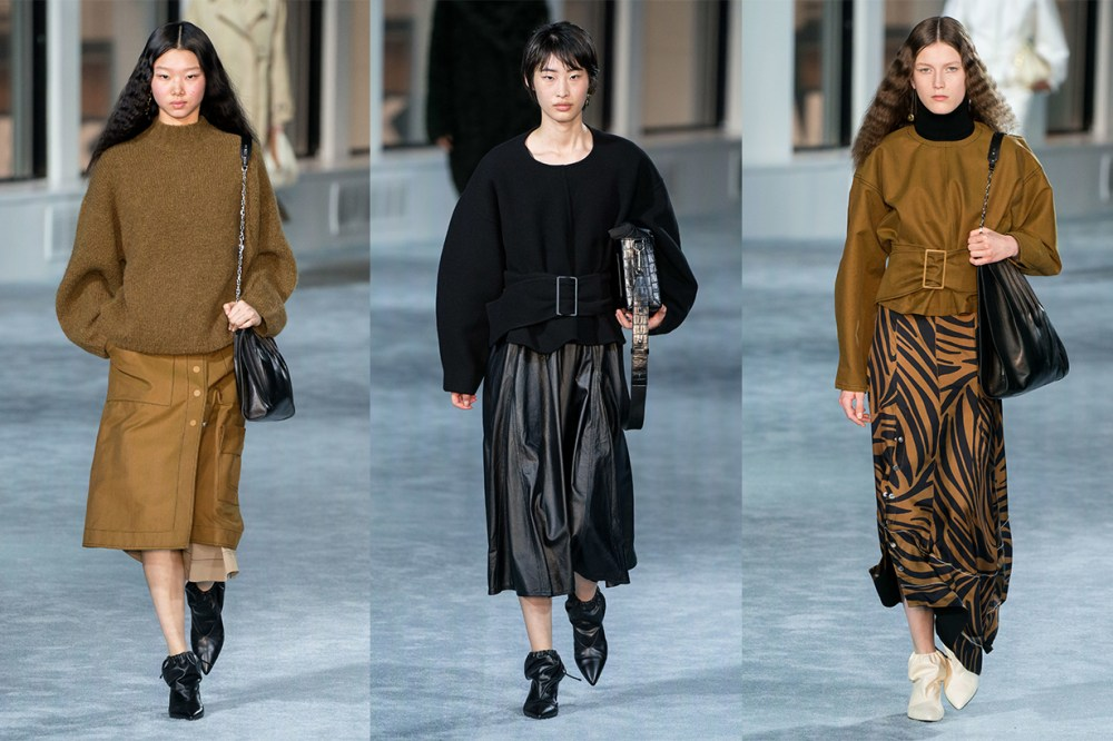 3.1 Phillip Lim 2019 Fall RTW Runway