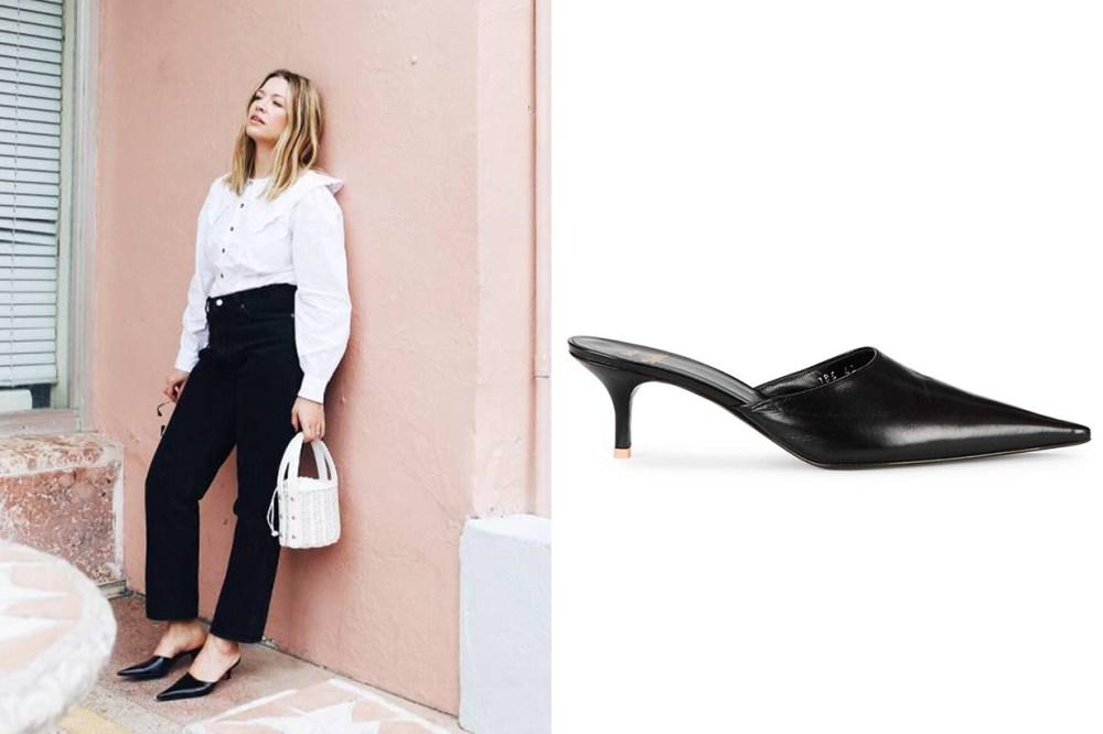 Designer Shoes Mules