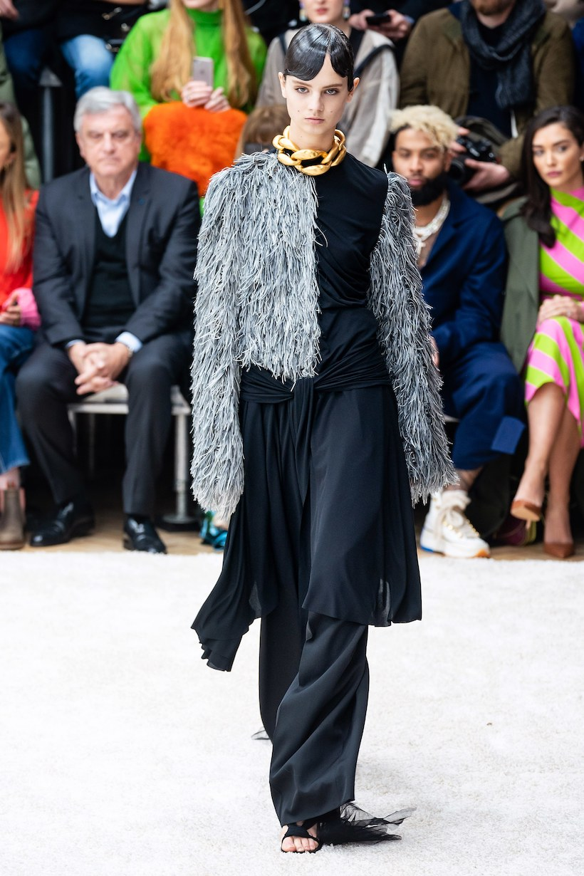 JW anderson jonathan london fashion week lfw fw19