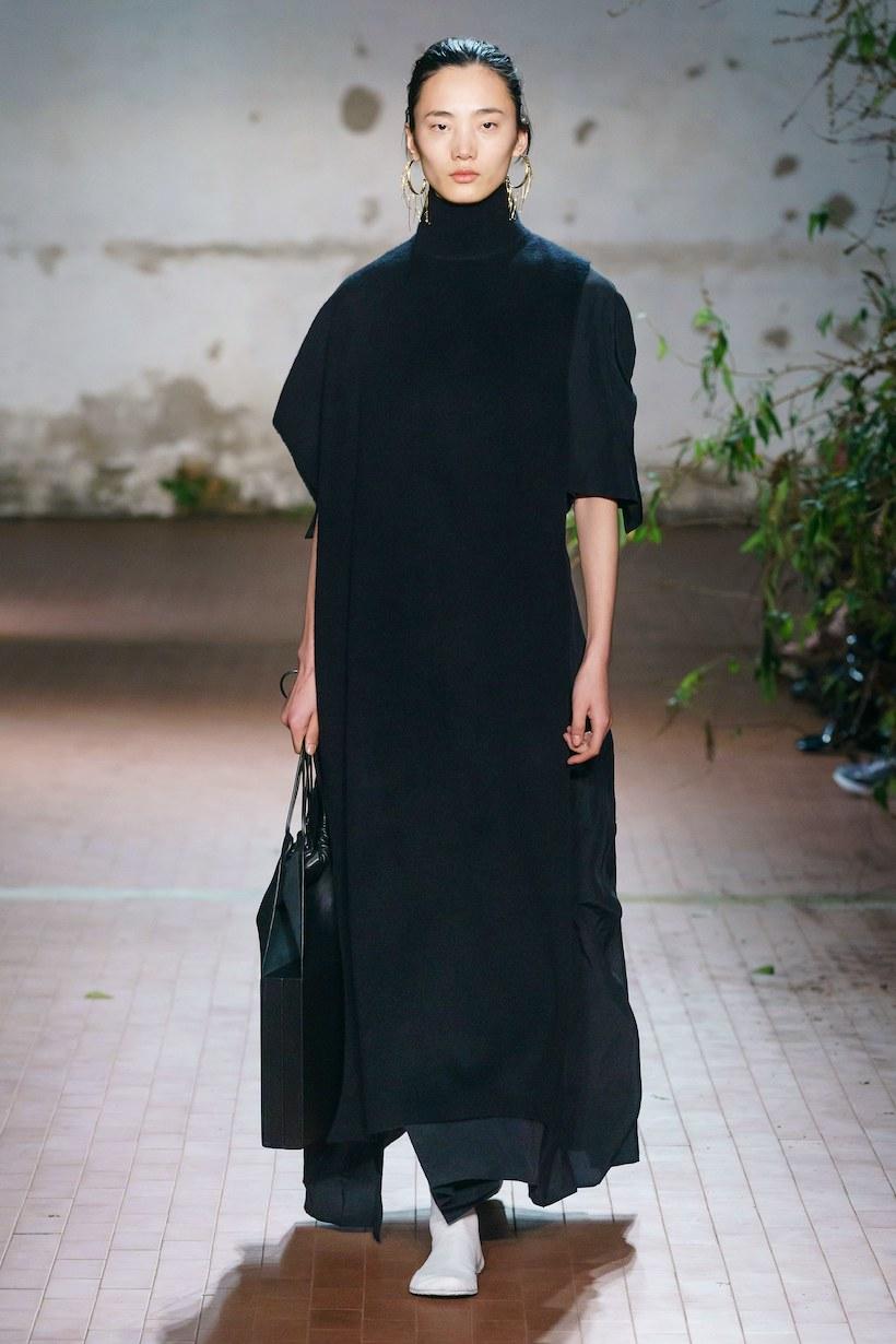 jil sander lucie luke meier mfw milan fashion week fw19