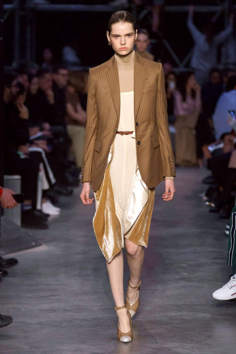 burberry riccardo tisci london fashion week lfw 2019 fall