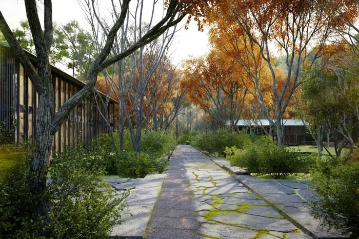 想徹底感受日本京都之美?入住安縵將於 2019 開幕的新酒店吧