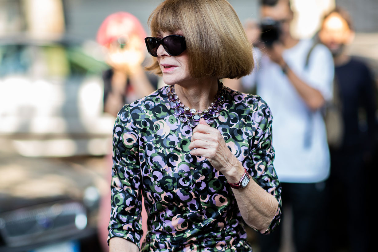 Anna Wintour Go Ask Anna Vogue video