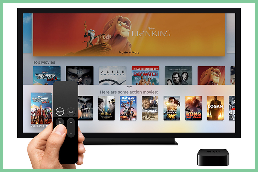 apple launch streaming service