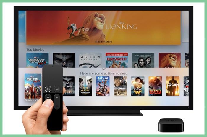 跟 Netflix 打對頭!Apple 決定推出自家影視串流平台!