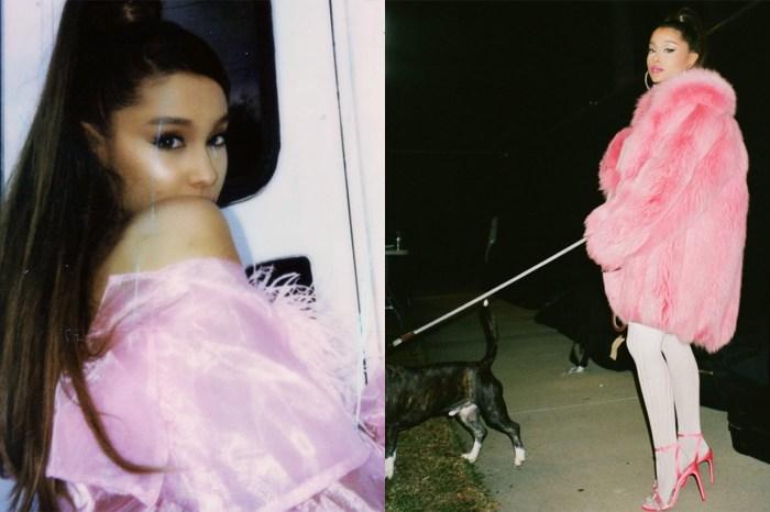 Ariana Grande 為烏龍紋身作補救,卻意外越補越糟……