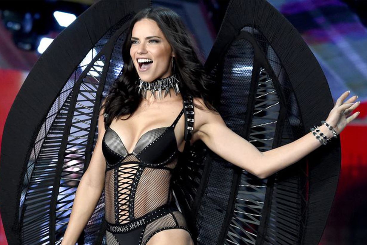 Adriana Lima on Eating Healthy While Traveling and Wearing Makeup at the Gym