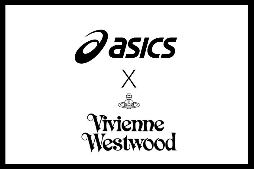 ASICS VIVIENNE WESTWOOD sneakers collaboration