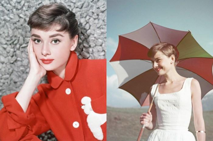 今年將會流行的眉毛款式,靈感竟然是來自 50 年代的 Audrey Hepburn!