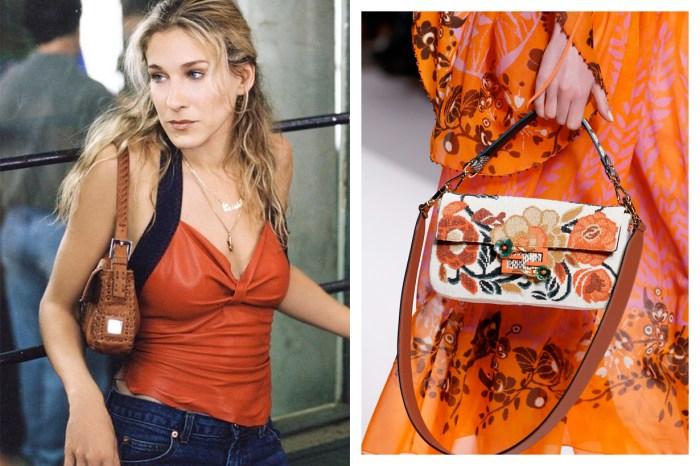 絕對是 2019 年將強勢回歸的手袋:為什麼女生該擁有一只 Baguette?