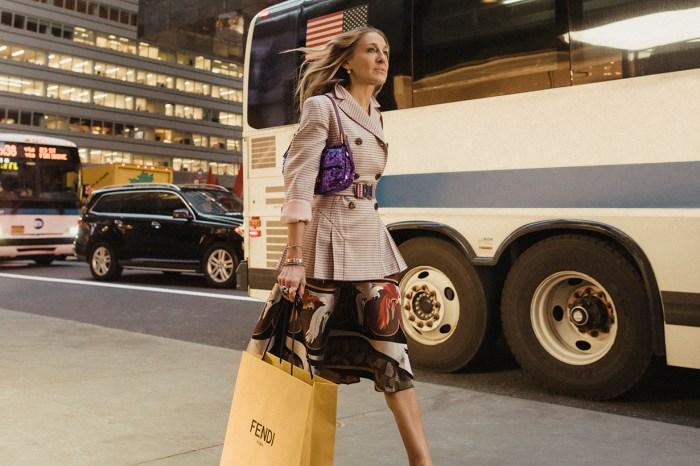集合了亞洲最時尚的女生!Fendi 的 Baguette 手袋企劃登場