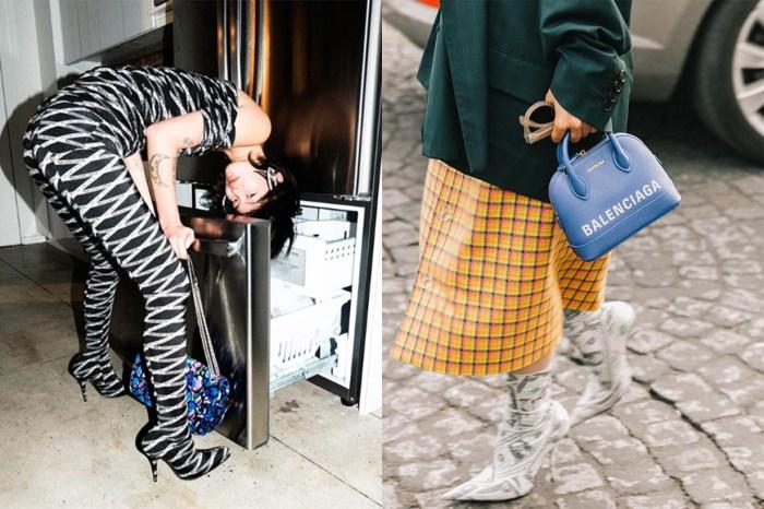 街拍常出現 BB 尖頭鞋?Balenciaga 這季服飾包辦了潮人的衣櫃!