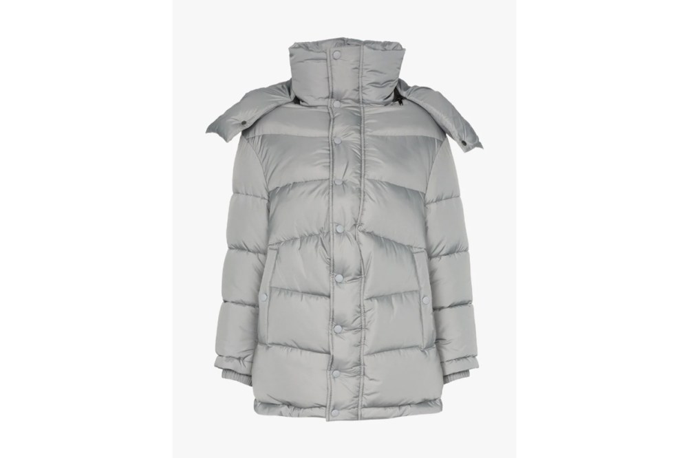 Balenciaga New Swing Quilted Puffer Jacket