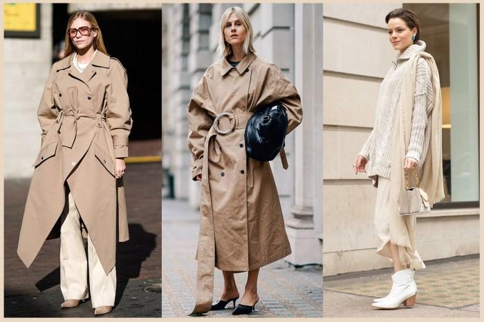 #LFW:時裝週街頭每人都在穿!3 招讓你駕馭 Head To Toe 裸色穿搭