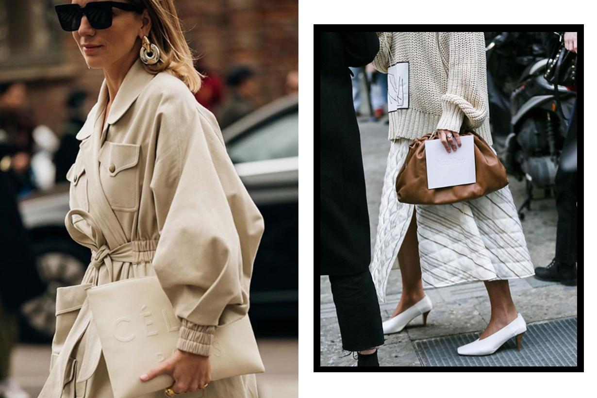 Bottega Veneta The Pouch Old Celine Style It Bag