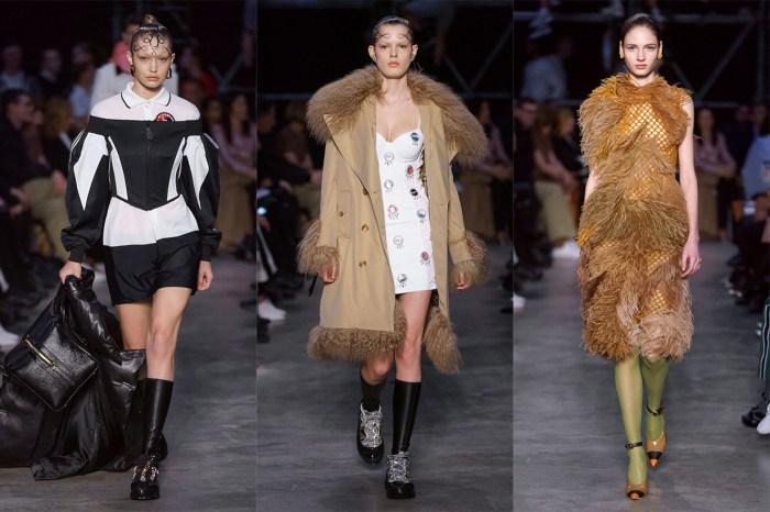 #LFW:Burberry 帶來了一場時尚暴風雨,告訴你街頭與優雅也能無違和共存!