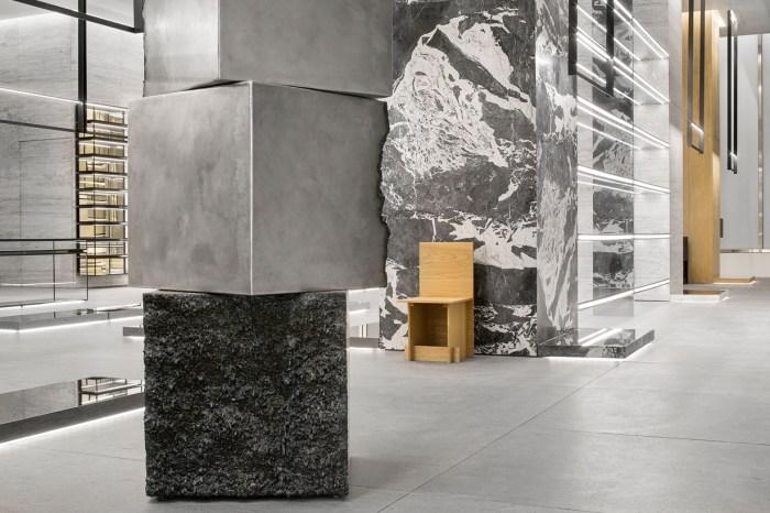 這就是以後我們逛的 CELINE,Hedi Slimane 設計首家概念店零死角公開!