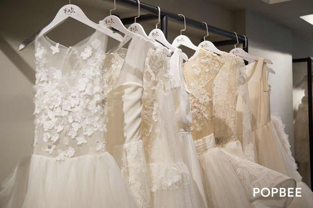初朵 hanah Bridal hong kong wedding shop