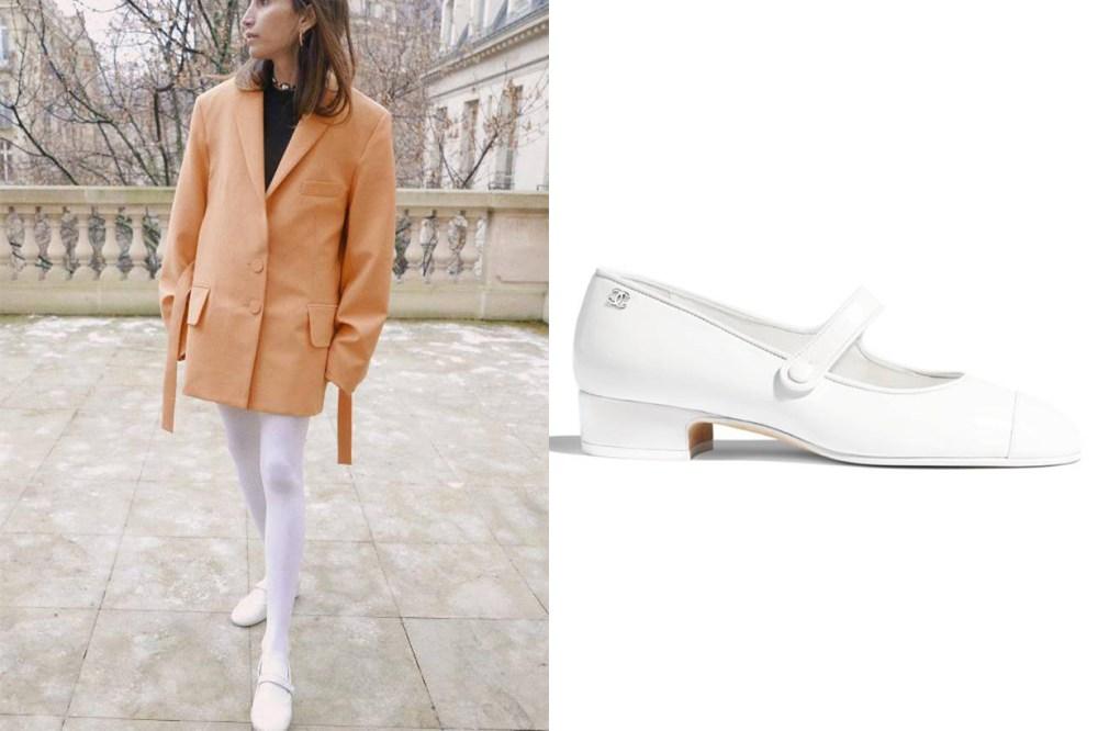 Designer Shoes Mary Jane