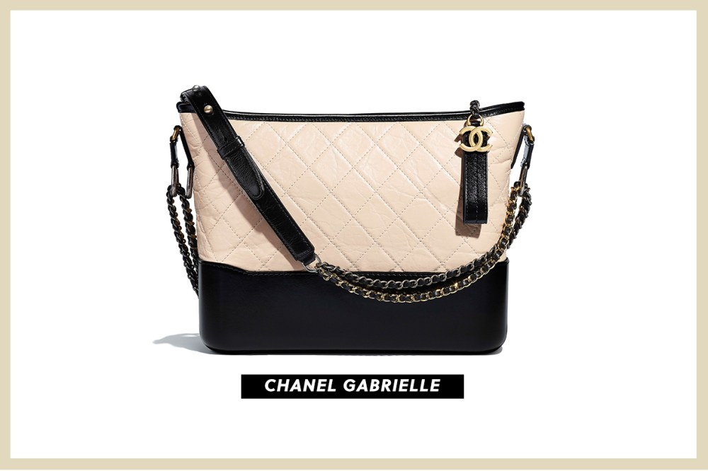 chanel gabrielle BEIGE BAG