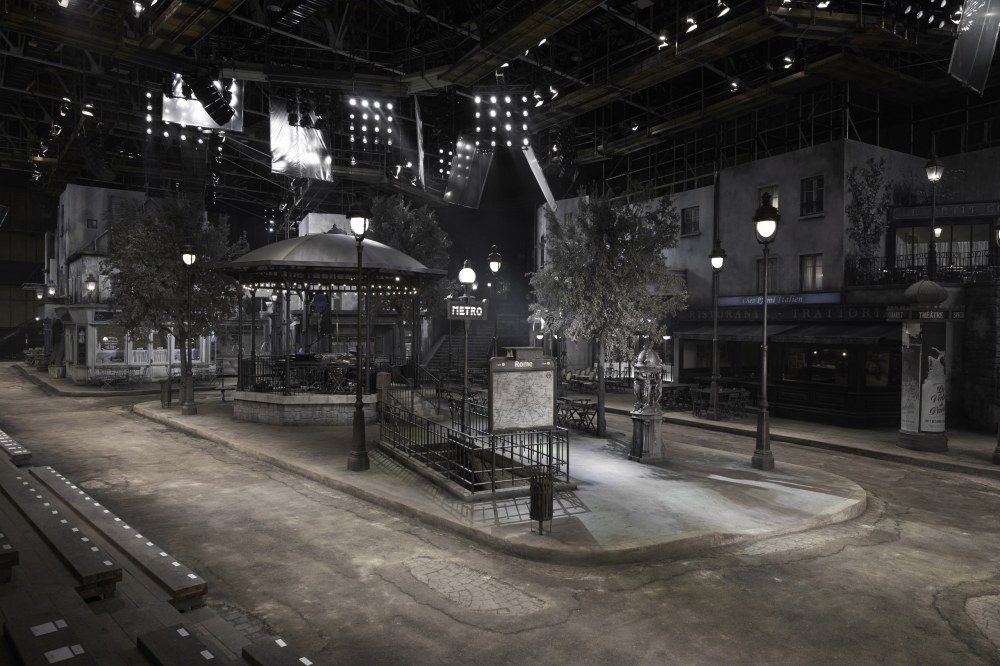Karl Lagerfeld greatest Chanel fashion show sets