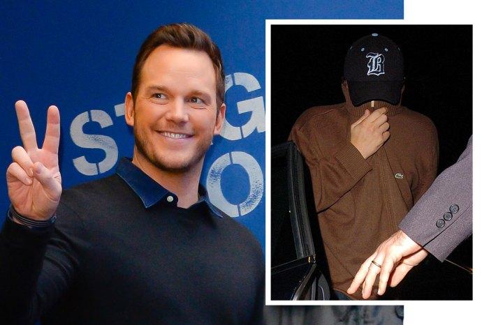 名人躲避偷拍的方法超有梗,「星爵」Chris Pratt 的鬼臉回應最爆笑!