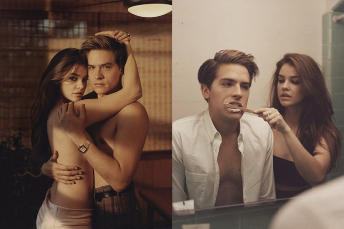 《小查與寇弟》長大了,Dylan Sprouse 與維密女友火辣登雜誌封面!
