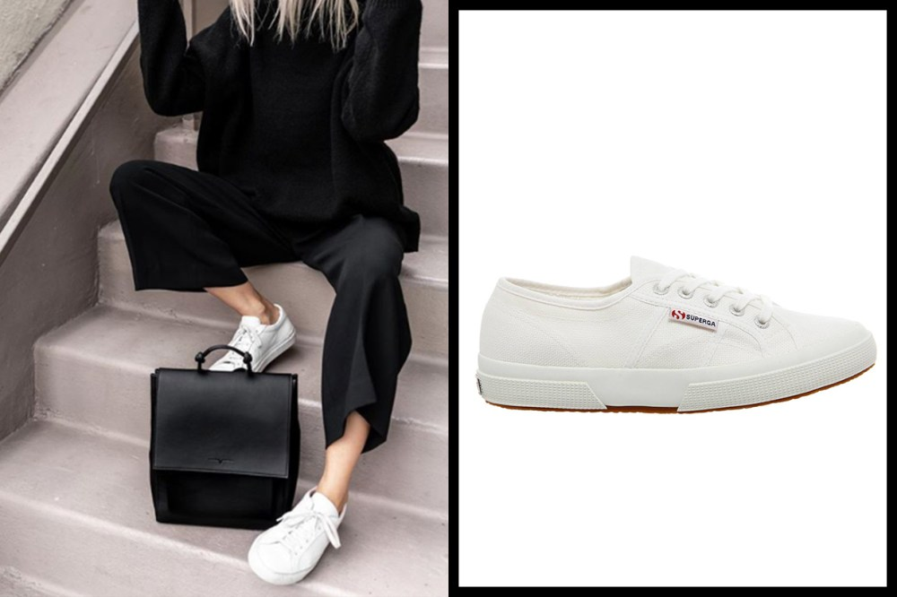 Superga 2750 White Trainers