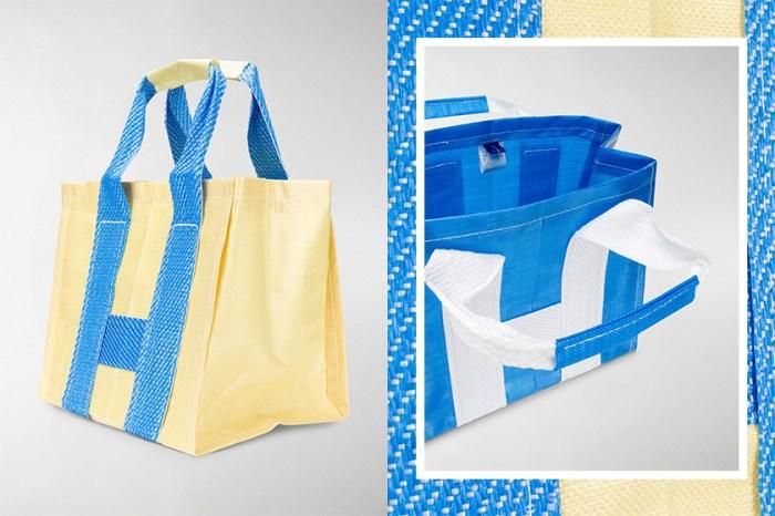 似曾相識?今次 COMME des GARÇONS 的購物袋相信又會火速賣光!