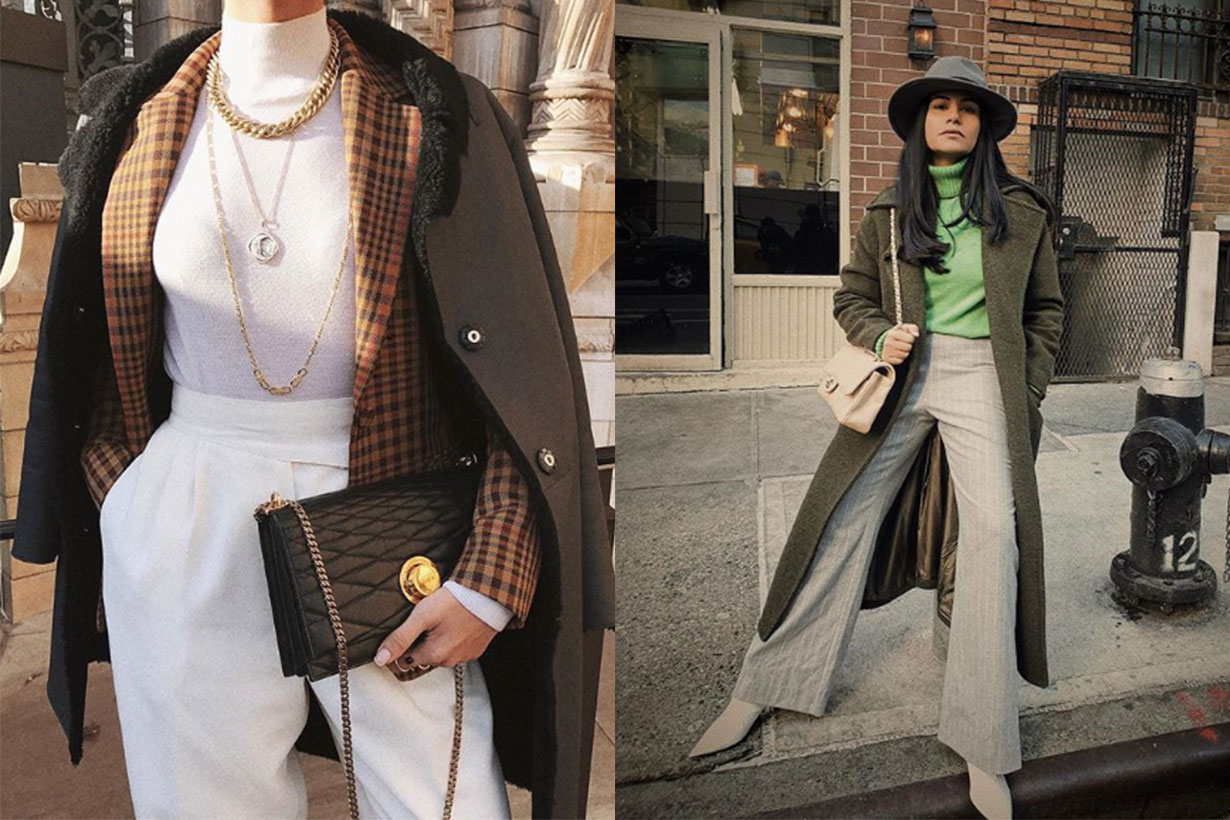 Layering tricks to deal with ever-changing spring