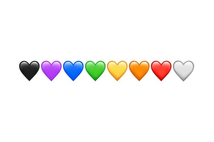 告白訊息先不要送出!原來「愛心 Emoji 」每個顏色代表的意思不同!