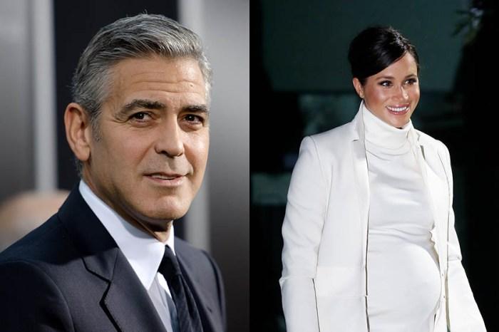 首次公開替梅根說話,George Clooney 抨擊媒體:「正在重演黛安娜王妃的悲劇!」