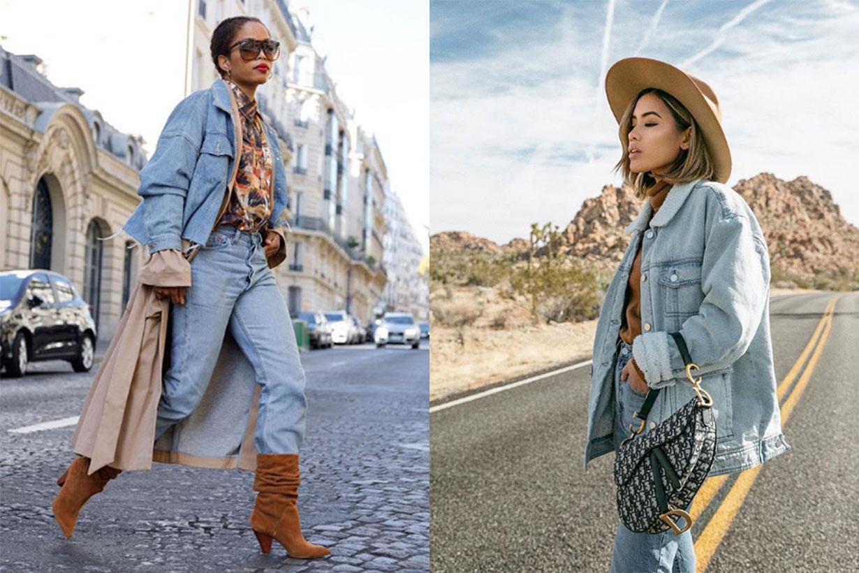 Denim Jackets become special in 4 styles