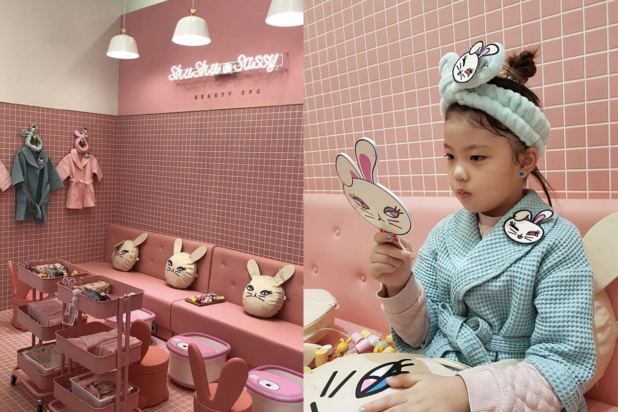 Korea beauty industry targets young children