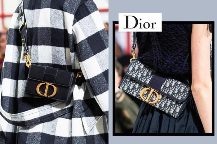 #PFW:全都是讓女生心動的款式,下一個 IT Bag 就在 Dior 最新系列當中?