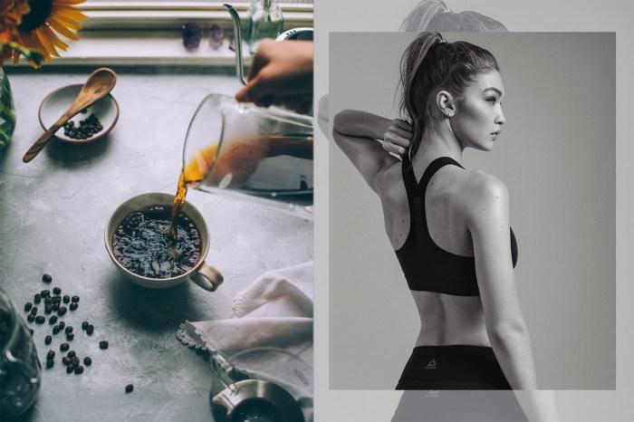 健身貼士:在運動前只要喝上這杯飲品,馬上事半功倍。