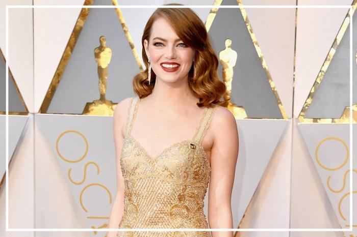 Emma Stone 紅氈前的護膚方法,不就是女生情人節的急救方法嗎?