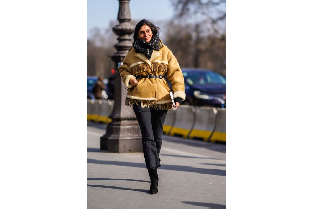 Emmanuelle Alt Street Style