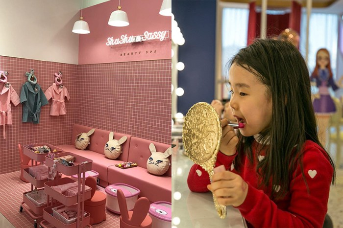 從小就塗口紅、擦粉?韓國推出兒童美容店,7 歲女生:「上學前要先化妝!」