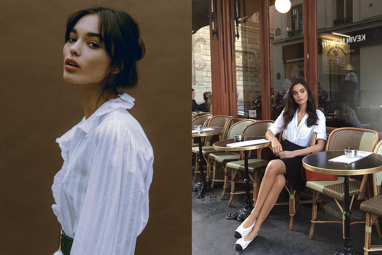 French Style Solange Smith fashion blogger
