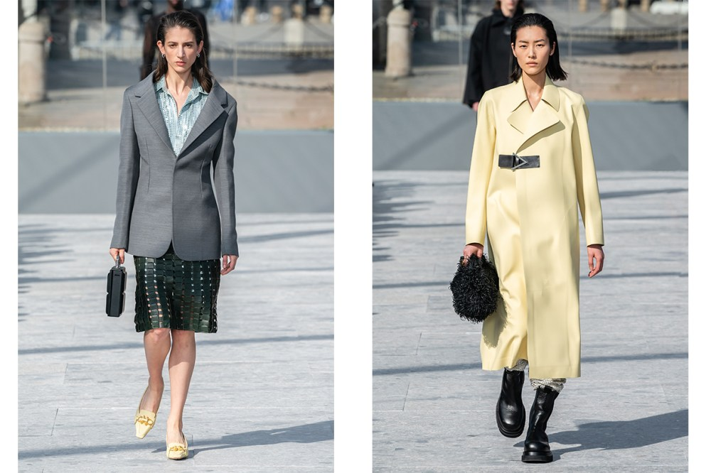 #MFW:Daniel Lee's first Bottega Veneta show
